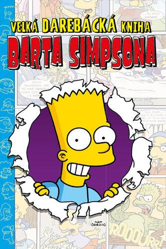 Simpsonovi - Velká darebácká kniha Barta Simpsona - Matt Groening