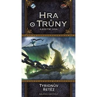 Hra o trůny - karetní hra: Tyrionův řetěz - neuveden