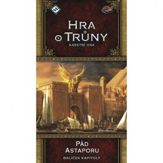Hra o trůny - karetní hra: Pád Astaporu - neuveden