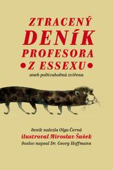 Ztracený deník profesora zEssexu
