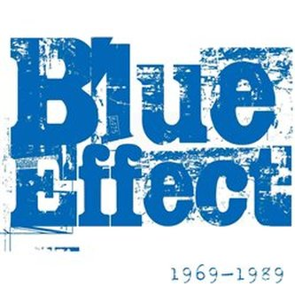 1969 - 1989 Alba & singly & bonusy - 9 CD - Blue Effect