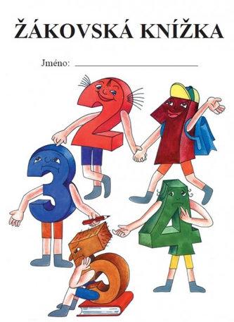 Žákovská knížka pro 3.– 9. ročník