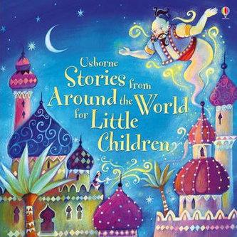 Stories from Around the World for Little Children - Kolektiv Autorů
