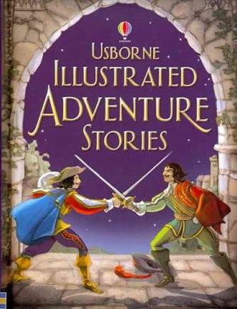 Illustrated Adventure Stories - Kolektiv Autorů