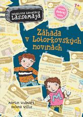 Detektívna kancelária LasseMaja 8 - Záhada v Lotorkovských novinách