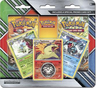 Pokémon: Enhanced 2-Pack Blister - neuveden