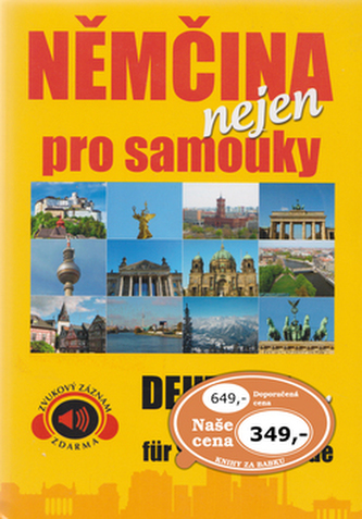 Němčina nejen pro samouky - Helena Hanuljaková