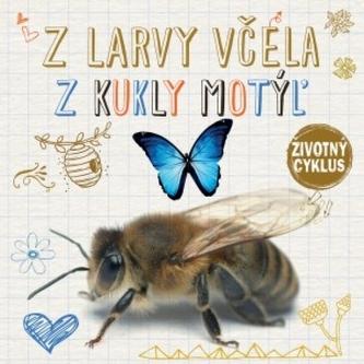 Z larvy včela Z kukly motýľ - Jones, Grace