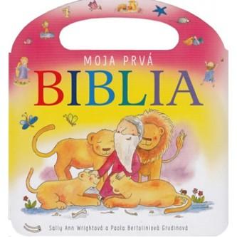 Moja prvá Biblia (s uškom) - Mann, Sally