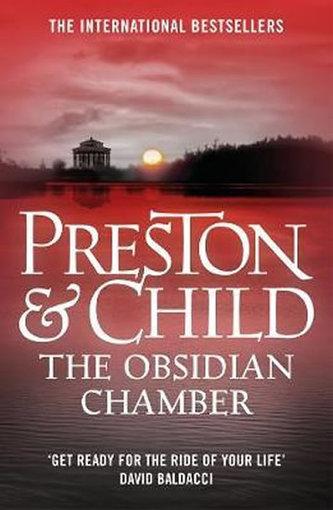 The Obsidian Chamber - Douglas Preston