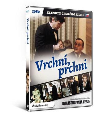 Vrchní, prchni - DVD - neuveden
