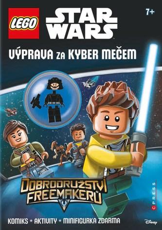 LEGO® Star Wars Výprava za kyber mečem - kolektiv