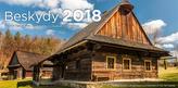 Beskydy 2018 - stolní kalendář