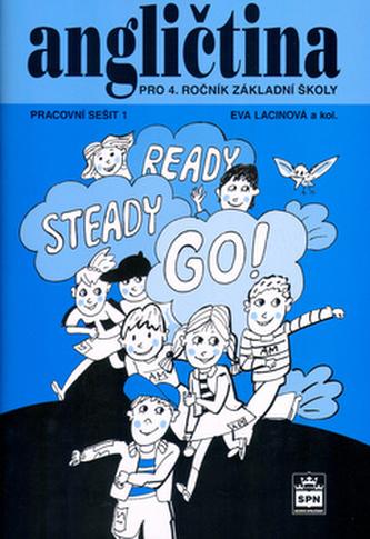 Angličtina pro 4.ročník základní školy Pracovní sešit 1