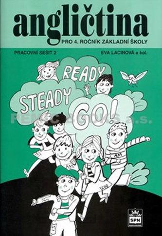 Angličtina pro 4.ročník základní školy Pracovní sešit 2