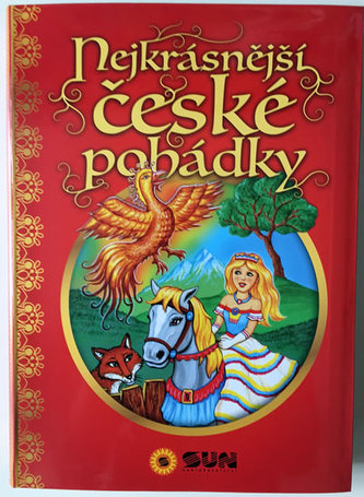 Nejkrásnější české pohádky - neuveden
