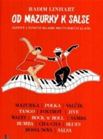 Od mazurky k salse + CD - Radim Linhart