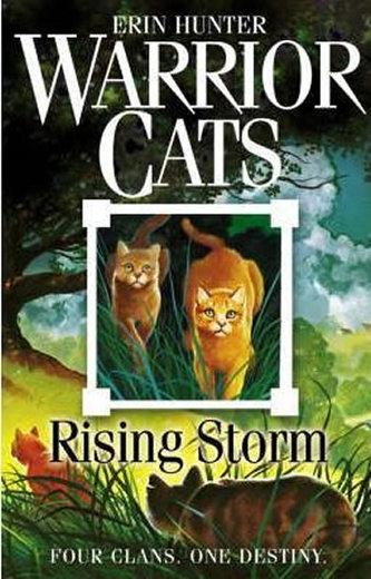 Warrior Cats 4 - Rising Storm - Erin Hunter