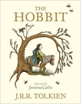 The Hobbit - Colour Illustrated - Tolkien J.J.R
