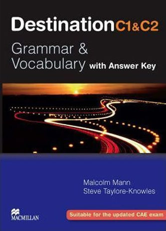 Destination C1 & C2 Student´s Book With Key - Mann, Malcolm