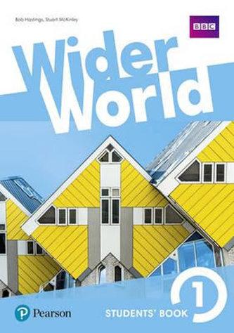 Wider World 1 Students´ Book - Bob Hastings, Regina Raczyńska