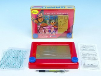 GRAFO tabulka magická v krabici 22x17,5x4cm
