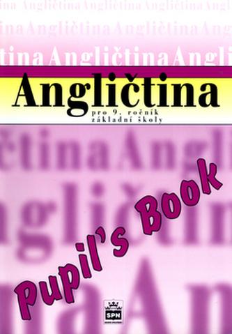 Angličtina pro 9.r.ZŠ Pupil´s Book - Marie Zahálková