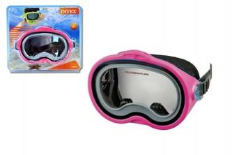 Potápěčské brýle na kartě 8+