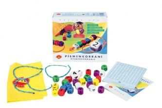 PEXI - Písmenkobraní společenská hra v krabici 20x18,5x5,5cm