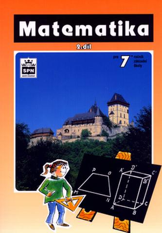 Matematika pro 7. ročník II. díl - Josef Trejbal