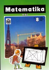 Matematika pro 8.r.ZŠ II. díl