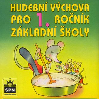CD Hudební výchova pro 1.r.ZŠ - Marie Lišková