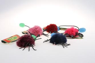 Skákající zvířátko - pavouk barevný
