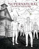 Supernatural : The Official Coloring Book