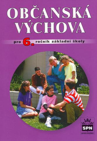 Občanská výchova pro 6. ročník základní školy - Vladislav Dudák