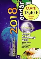 Lunárny kalendár 2018 + kniha Zdraví podle biorytmů Luny