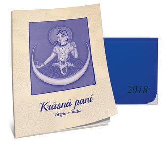 Lunární diář Krásné paní 2018 - Kanyzová Žofie