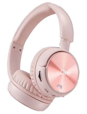 Swissten Bluetooth Stereo Sluchátka Trix Růžové