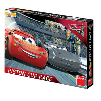 Auta 3 - Piston Cup Race - hra - Disney Walt