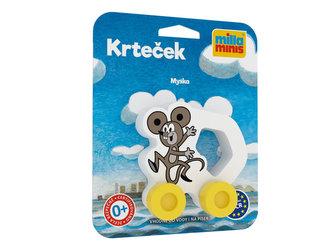 Moje první autíčko - Krteček/Myška - Miler Zdeněk