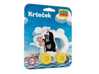 Moje první autíčko - Krteček - Miler Zdeněk