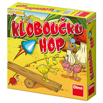 Kloboučku hop! - hra - neuveden