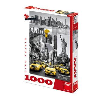 New York - puzzle 1000 dílků - neuveden