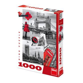 Londýn - puzzle 1000 dílků - neuveden