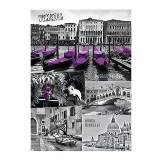 Benátky - puzzle 1000 dílků - neuveden