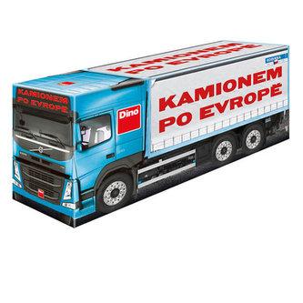 Kamionem po Evropě - hra - neuveden