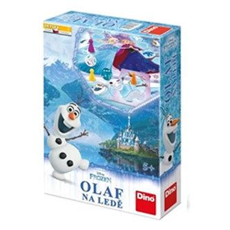 Olaf na ledě - Disney Walt
