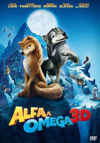 Alfa a Omega 3D - DVD - neuveden