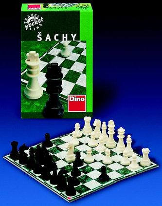 Šachy - cestovní hra - neuveden