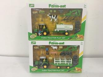 Farmářský set s traktorem 2 druhy